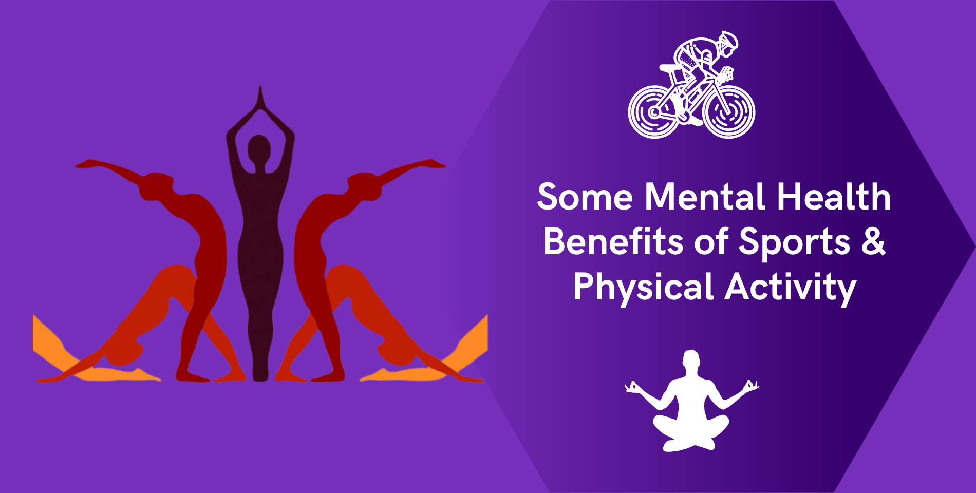 Some Mental Health Benefits of Sports & Physical Activity